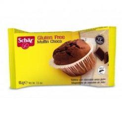 Schar (Schär) Muffin Choco gluténmentes csokoládés muffin 65 g