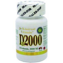 Jó közérzet D vitamin