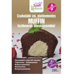 szafi_reform_csokoládé_ízű_muffin_lisztkeverék_280g